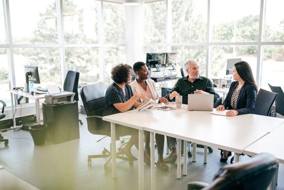 addressing organizations requirements