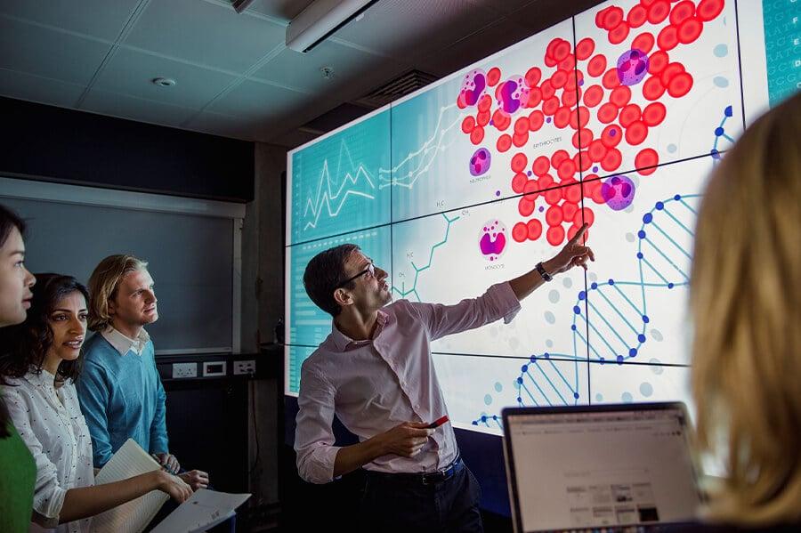 Precision Medicine Driven by Bioinformatics and AI